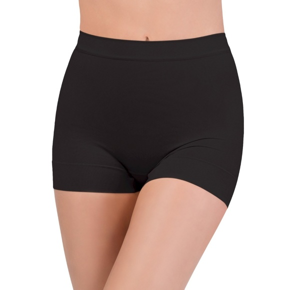 Assets By Spanx Pants - Smoothers Seamless Shaping Girl Shorts